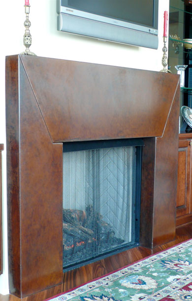 Coyne's Fireplace